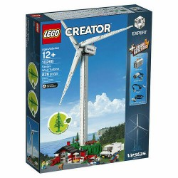 LEGO 10268 CREATOR EXPERT TURBINA EOLICA VENTAS DIC 2018