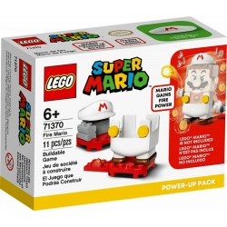 LEGO 71370 SUPER MARIO MARIO FUOCO - POWER UP PACK DA AGOSTO 2020 PREVENDITA
