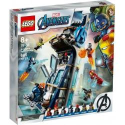 LEGO 76166 BATTAGLIA SULLA TORRE DEGLI AVENGERS DA AGOSTO 2020 PREVENDITA
