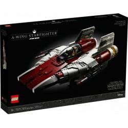 LEGO 75275 A-WING STARFIGHTER UCS STAR WARS DISNEY DA AGO 2020 PREVENDITA