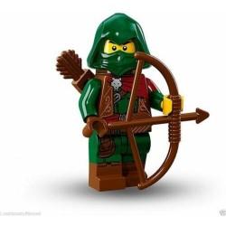 LEGO SERIE 16  71013 – 11 MINIFIGURES NR 1 ROGUE SINGOLA MINIFIGURE