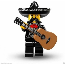 LEGO SERIE 16  71013 - 13 MINIFIGURES NR 1 MARIACHI SINGOLA MINIFIGURE