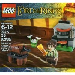 LEGO 30210 IL SIGNORE DEGLI ANELLI - FRODO CON ANGOLO COTTURA POLYBAG