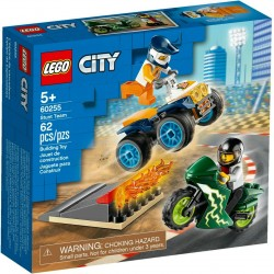 LEGO 60255 CITY TEAM ACROBATICO DAL 12 GEN 2020