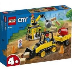 LEGO 60252 CITY BULLDOZER DA CANTIERE GEN 2020