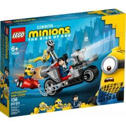 LEGO 75549 MINIONS Moto da inseguimento 2020