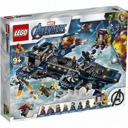 LEGO 76153 SUPER HEROES AVENGERS HELICARRIER MARVEL GIU 2020