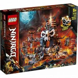 LEGO NINJAGO 71722 LE SEGRETE DELLO STREGONE TESCHIO GIU 2020