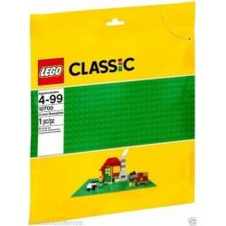 LEGO 10700 CLASSIC BASE VERDE