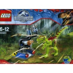 LEGO 30320 JURASSIC WORLD Gallimimus Trap POLYBAG