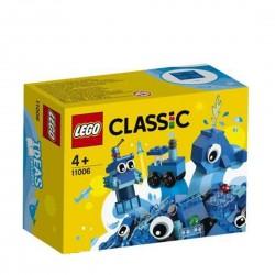 LEGO 11006 CLASSIC MATTONCINI BLU CREATIVI  DAL 12 GEN 2020