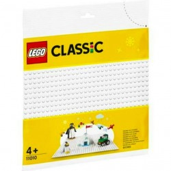 LEGO 11010 CLASSIC BASE BIANCA DAL 12 GEN 2020