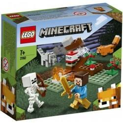 LEGO 21162 AVVENTURA NELLA TAIGA MINECRAFT DAL 12 GEN 2020