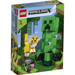 LEGO 21156 MAXI-FIGURE CREEPER E GATTOPARDO MINECRAFT  DAL 12 GEN 2020
