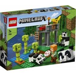 LEGO 21158 L'ALLEVAMENTO DI PANDA MINECRAFT DAL 12 GEN 2020
