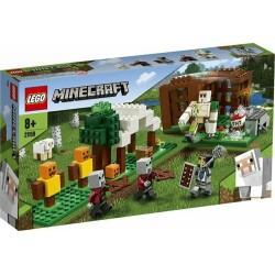 LEGO 21159 L'AVAMPOSTO DEL SACCHEGGIATORE MINECRAFT DAL 12 GEN 2020