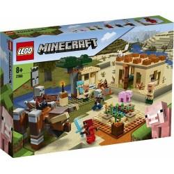 LEGO 21160 L'AVAMPOSTO DEL SACCHEGGIATORE MINECRAFT DAL 12 GEN 2020
