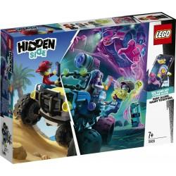 LEGO 70428 HIDDEN SIDE IL BUGGY DA SPIAGGIA DI JACK GEN 2020