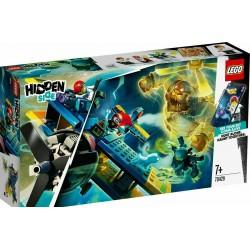 LEGO 70429 HIDDEN SIDE L'AEREO ACROBATICO DI EL FUEGO GEN 2020