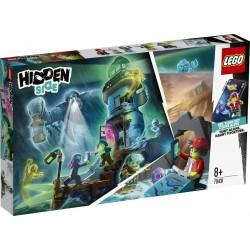 LEGO 70431 HIDDEN SIDE IL FARO DELLE TENEBRE DAL 12 GEN 2020