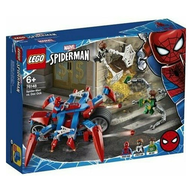 LEGO 76148 SUPER HEROES SPIDER-MAN VS DOC. OCK MARVEL DAL 12 GEN 2020