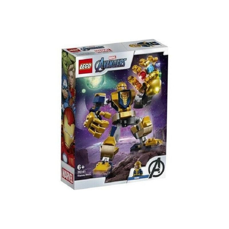 LEGO 76141 MECH THANOS SUPER HEROES AVENGER MARVEL DAL 12 GEN 2020