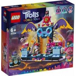 LEGO 41254 TROLLS WORLD TOUR CONCERTO A VULCANO ROCK CITY DAL 12 GEN 2020