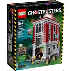 LEGO 75827 GHOSTBUSTERS FIREHOUSE CASERMA DEI VIGILI DEL FUOCO