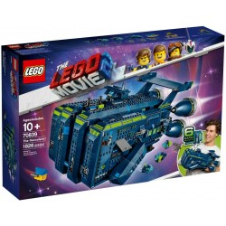 LEGO 70839 THE MOVIE 2 IL REXCELSIOR! GIU 2019