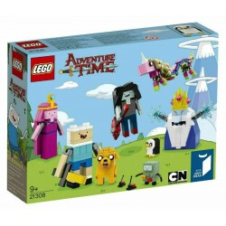 LEGO 21308 IDEAS  016 ADVENTURE TIME 2017
