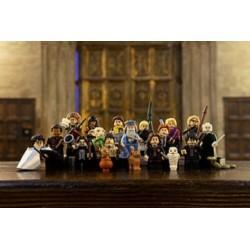 LEGO 71022 SERIE COMPLETA 16 PERSONAGGI DI HARRY POTTER DA WIZARDING WORLD