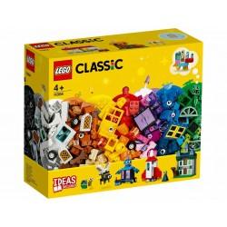 LEGO 11004 CLASSIC LE FINESTRE DELLA CREATIVITÀ GEN 2019