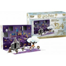 FUNKO POP CALENDARIO DELL'AVVENTO HARRY POTTER 24 VINYL FIGURE