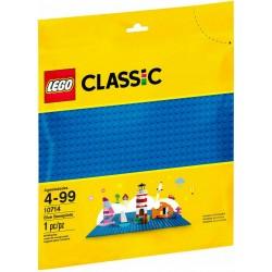 LEGO CLASSIC 10714 BASE BLU GEN - 2018