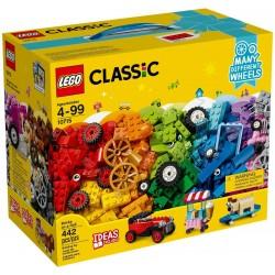 LEGO CLASSIC 10715 MATTONCINI SU RUOTE GEN - 2018
