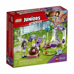 LEGO JUNIORS 10748 FRIENDS IL PARTY DEGLI ANIMALI DI EMMA GEN - 2018
