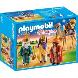 PLAYMOBIL CHRISTMAS 9497 RE MAGI NATALE