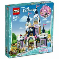 LEGO DISNEY PRINCESS 41154 IL CASTELLO DEI SOGNI DI CERENTOLA GEN - 2018