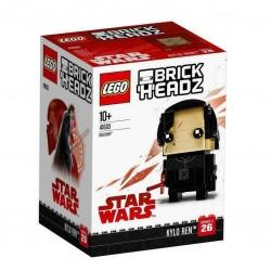LEGO BRICKHEADZ 41603 KYLO REN STAR WARS GUERRE STELLARI GEN - 2018