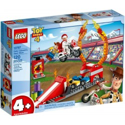 LEGO JUNIORS 10767 Le acrobazie di Duke Caboom TOY STORY 4 - MAG 2019