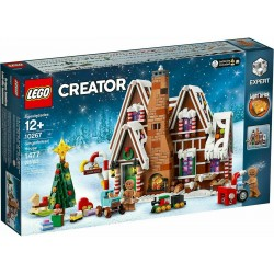 LEGO 10267 CREATOR EXPERT CASA DI PAN DI ZENZERO NATALE