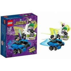LEGO SUPER HEROES 76093 Mighty Micros: Nightwing contro The Joker GEN - 2018