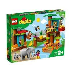 LEGO 10906 DUPLO L'ISOLA TROPICALE GIU 2019