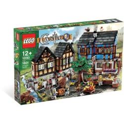 LEGO 10193 CASTLE VILLAGGIO MERCATO MEDIOEVALE