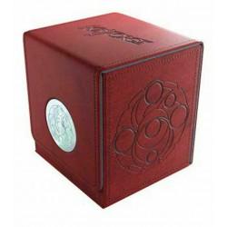 KEYFORGE RED VAULT DECK BOX PORTA MAZZO ROSSO 6046