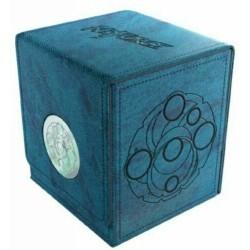 KEYFORGE BLUE VAULT DECK BOX PORTA MAZZO BLU 6047
