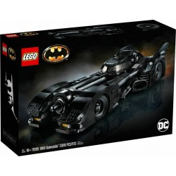 LEGO 76139 SUPER HEROES 1989 BATMOBILE - 2020  DISPONIBILE