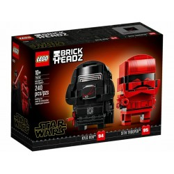 LEGO BRICKHEADZ 75232 KYLO REN E SITH TROOPER STAR WARS