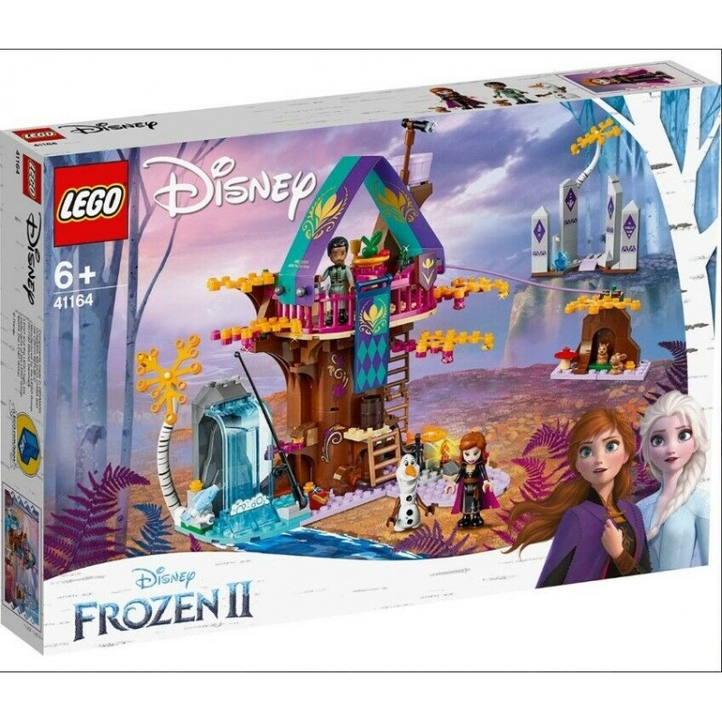 LEGO 41164 DISNEY FROZEN 2 PRINCESS CASA SULL'ALBERO INCANTATA - OTT 2019
