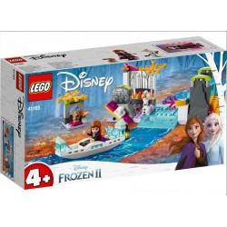 LEGO 41165 DISNEY FROZEN 2 PRINCESS CANOA DI ANNA - OTT 2019
